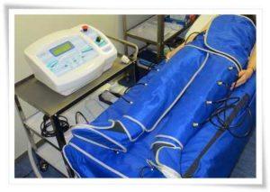 Linfopressoterapia Pneumatica