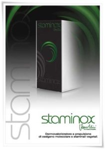 Prodotto Staminox Corpo